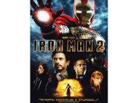 イタリア語などで観るロバート・ダウニー・Jrの「アイアンマン2」 DVD  【B1】【B2】