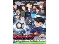 イタリア語で観る、青山剛昌の「名探偵コナン 11人目のストライカー」 DVD 【B1】