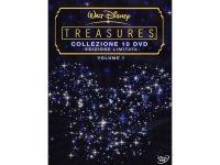 イタリア語などで観るディズニーコレクション「Treasures 限定版」vol.1 DVD 10枚組【A2】【B1】