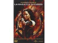 イタリア語、英語で観るスーザン・コリンズの「ハンガー・ゲーム2」 DVD  【B1】【B2】