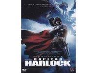 イタリア語で観る、松本零士の「キャプテンハーロック -SPACE PIRATE CAPTAIN HARLOCK-」DVD【B1】【B2】