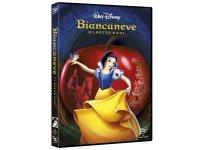 イタリア語などで観るディズニーの「白雪姫」 DVD【A2】【B1】
