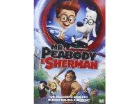 イタリア語、英語で観る「ミスター・ピーボディ&シャーマン」 DVD【B1】【B2】【C1】
