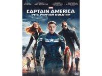 イタリア語などで観るクリス・エヴァンスの「キャプテン・アメリカ/ウィンター・ソルジャー」 DVD  【B1】【B2】【C1】