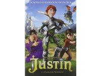 イタリア語などで観る、マヌエル・シチリアの「ジャスティンと勇気の騎士の物語」 DVD【B1】【B2】【C1】
