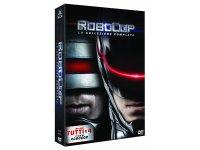 イタリア語、英語で観る「ロボコップシリーズ・コレクション」 DVD 4枚組【B1】【B2】