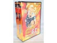 イタリア語で観る、鳥山明の「ドラゴンボール」ムービーコレクション vol.2 DVD 4枚組 【B1】