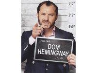 イタリア語、英語で観るジュード・ロウの「ドム・ヘミングウェイ」 DVD  【B1】【B2】