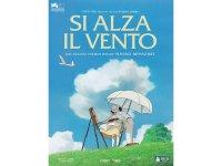 イタリア語で観る、宮崎駿の「風立ちぬ」 DVD 【B1】