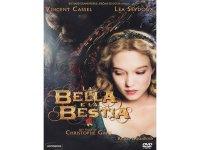 イタリア語などで観るヴァンサン・カッセルの「美女と野獣」 DVD  【B1】【B2】