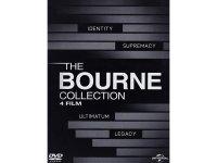 イタリア語などで観る「ボーンシリーズ・コレクション」 DVD 4枚組【B1】【B2】