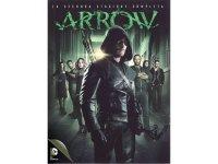 イタリア語などで観る スティーヴン・アメルの「ARROW/アロー  シーズン2」 DVD 5枚組  【B2】【C1】