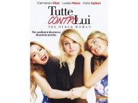 イタリア語、英語で観るキャメロン・ディアスの「ジ・アザー・ウーマン」 DVD  【B1】【B2】