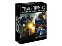 イタリア語、英語で観るマイケル・ベイの「トランスフォーマー・シリーズ」 DVD 4枚組 【B1】【B2】【C1】