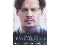 イタリア語 英語で観るジョニー・デップの「トランセンデンス 」 DVD  【B2】【C1】