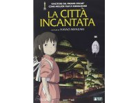 イタリア語で観る、宮崎駿の「千と千尋の神隠し」 DVD 【B1】