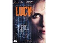 イタリア語などで観るスカーレット・ヨハンソンの「LUCY/ルーシー」 DVD  【B1】【B2】