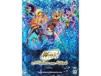 イタリア語で観るイタリアアニメ「ウィンクス・クラブ Winx Club - Il Mistero Degli Abissi」 DVD【B1】【B2】【C1】