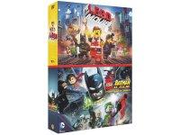イタリア語などで観る「LEGO ムービー、LEGO(R)バットマン:ザ・ムービー、LEGO(R):ザ・アドベンチャー」 DVD 2枚組【B1】【B2】【C1】