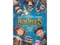 イタリア語などで観る「ボックストロール」 DVD【B1】【B2】