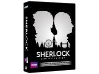 イタリア語 英語で観るベネディクト・カンバーバッチの「SHERLOCK(シャーロック)」 DVD  【B2】【C1】