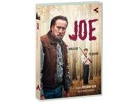 イタリア語などで観るニコラス・ケイジの「ジョー/JOE」 DVD  【B1】【B2】