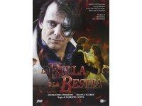 イタリア語などで観る「美女と野獣」2枚組 DVD  【B1】【B2】