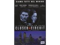 イタリア語などで観るエリック・バナの「クローズド・サーキット」 DVD  【B1】【B2】