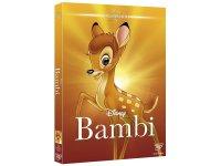 イタリア語で観るディズニーの「バンビ」 DVD コレクション 5【A2】【B1】