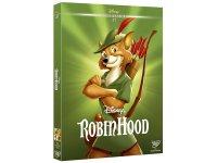イタリア語で観るディズニーの「ロビン・フッド」 DVD コレクション 21【A2】【B1】