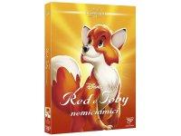 イタリア語で観るディズニーの「きつねと猟犬」 DVD コレクション 24【A2】【B1】