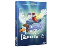 イタリア語で観るディズニーの「ビアンカの大冒険」 コレクション 23 DVD【A2】【B1】