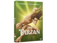 イタリア語で観るディズニーの「ターザン」 DVD コレクション 37【A2】【B1】