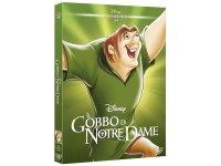 イタリア語で観るディズニーの「ノートルダムの鐘」 コレクション 34 DVD【A2】【B1】