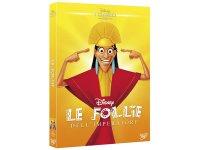 イタリア語で観るディズニーの「ラマになった王様」 DVD コレクション 39【A2】【B1】