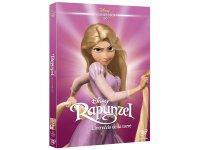 イタリア語で観るディズニーの「塔の上のラプンツェル」 DVD コレクション 50【A2】【B1】
