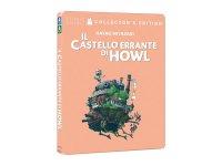 イタリア語で観る、宮崎駿の「ハウルの動く城」 DVD+Blu-Ray コレクターズエディション 【B1】