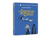 イタリア語で観る、宮崎駿の「天空の城ラピュタ」DVD+Blu-Ray コレクターズエディション【B1】