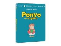 イタリア語で観る、宮崎駿の「崖の上のポニョ」 DVD+Blu-Ray コレクターズエディション 【B1】