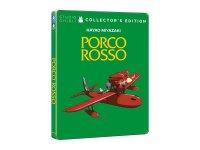 イタリア語で観る、宮崎駿の「紅の豚」DVD+Blu-Ray コレクターズエディション 【B2】【C1】