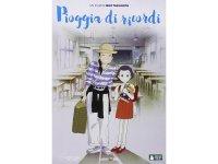 イタリア語で観る、高畑勲の「おもひでぽろぽろ」DVD 【B1】