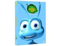 イタリア語などで観るディズニー&ピクサーの「バグズ・ライフ」 DVD【A2】【B1】