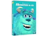 イタリア語などで観るディズニー&ピクサーの「モンスターズ・インク」 DVD【A2】【B1】