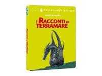 イタリア語で観る、宮崎吾朗の「ゲド戦記」DVD+Blu-Ray コレクターズエディション【B1】