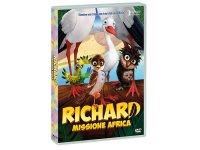 イタリア語などで観るレザ・メマリの「リチャード・ザ・ストーク 飛べないワタリドリ」 DVD【B1】【B2】