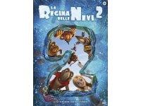 イタリア語などで観る「雪の女王 2」 DVD【A2】【B1】
