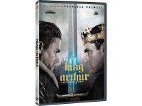 イタリア語などで観る映画 ガイ・リッチーの「キング・アーサー」 DVD  【B1】【B2】