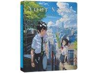 イタリア語で観る、新海誠の「君の名は。」 Blu-Ray+DVD 【B1】