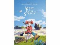 イタリア語で観る、米林宏昌の「メアリと魔女の花」 DVD 【B1】