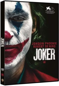 イタリア語などで観るホアキン・フェニックスの「ジョーカー」 DVD  【B1】【B2】